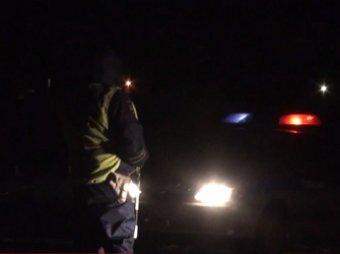 На Ставрополье обнаружена полицейская машина с двумя убитыми участковыми