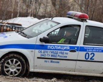 В Москве грабители унесли из машины бизнесмена 20 млн рублей