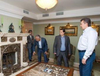 Дом Януковича в Межигорье хранил тайну его любовницы (ФОТО, ВИДЕО)