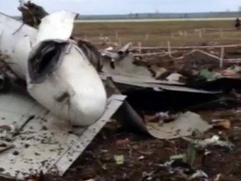 В Тунисе рухнул ливийский военный самолёт: 11 человек погибли