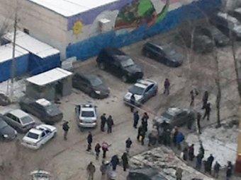 Захват школьников в Москве: убиты полицейский и учитель географии (ВИДЕО)