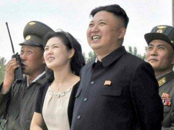 СМИ: жена Ким Чен Ына, возможно, снова беременна