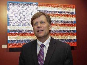 Посол США Майкл Макфол объявил об отставке