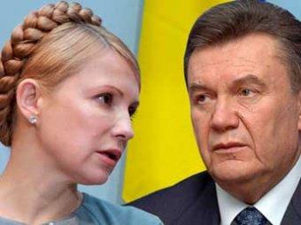 СМИ: Янукович ведет секретные переговоры с Тимошенко