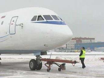 Самолет с горящим двигателем совершил экстренную посадку в Домодедово