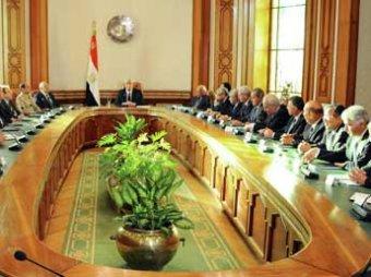 В Египте временное правительство в полном составе ушло в отставку