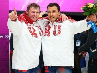 Бобслеисты Зубков и Воевода помирились после трех лет ссоры ради победы