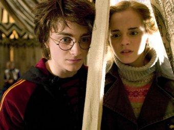 Роулинг извинилась, что не поженила Гарри Поттера и Гермиону
