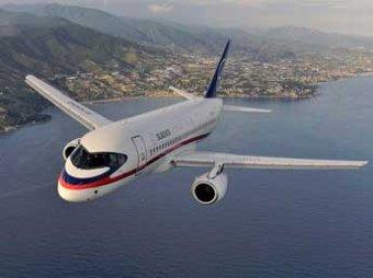 Росавиация сообщила о росте числа инцидентов с SSJ-100