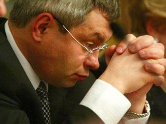 """Задержан бывший директор обанкротившего """"Моего Банка"""", сенатор Фетисов"""
