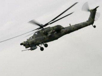 СМИ: 10 боевых российских вертолетов нарушили воздушное пространство с Украиной
