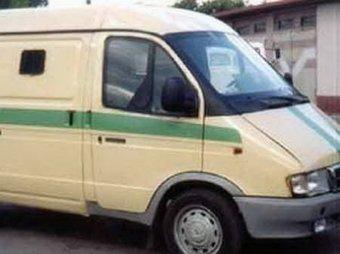 В Шереметьево ограблен инкассаторский автомобиль на 30 млн.руб