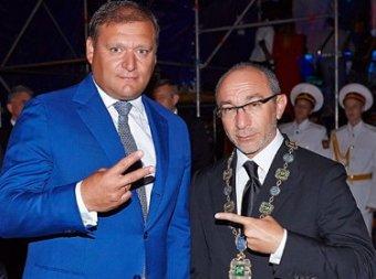 Харьковское руководство сбежало в Россию