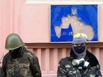 В кабинет губернатора Харьковской области ворвались активисты