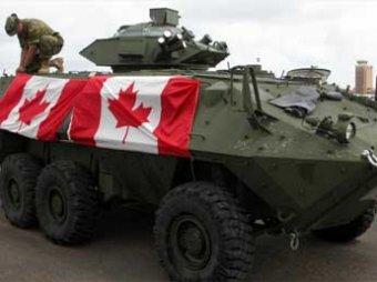 Канада выслала из страны российских военнослужащих