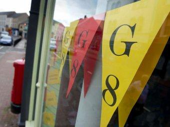 Вашингтон добивается исключения России из G8