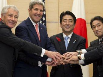 Вслед за США и ЕС Япония и Канада объявили о введении санкций против РФ