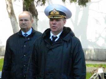 После звонка Шойгу в Крыму освободили командующего ВМС Украины