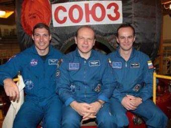 Космический корабль «Союз ТМА-10М» успешно вернул экипаж МКС на Землю