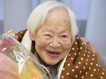 Самая старая жительница планеты отметила 116-летие