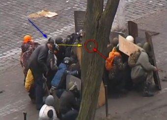 Снайперы расстреливали безоружных украинцев на Майдане: в Сети появился анализ их действий (ВИДЕО)