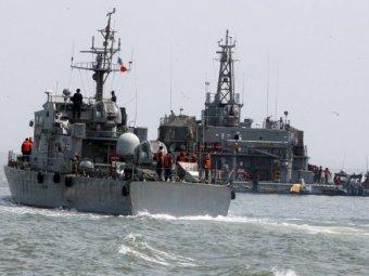 Южная Корея открыла ракетный огонь из-за учений войск КНДР в Жёлтом море