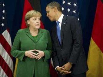 """Меркель рассказала Обаме про Путина: """"Он потерял связь с реальностью"""""""