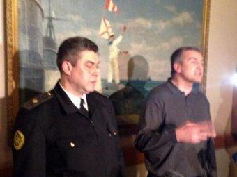 Премьер Крыма заявил о создании собственных ВМС