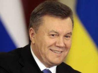Янукович выступил с обращением к украинскому народу