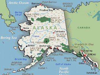 Аляска хочет присоединиться к России: петиция набрала более 25 тысяч голосов