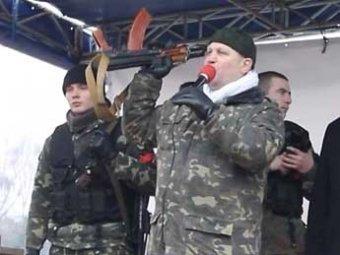 """СКР обвинил лидера украинского """"Правого сектора"""" в казни 20 солдат в Чечне"""