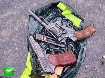 В Подмосковье задержан украинец с оружием и взрывчаткой
