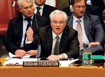 Чуркин: ввести армию на Украину Путина попросил Янукович