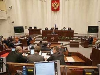 Совет Федерации ратифицировал договор о вхождении Крыма в РФ