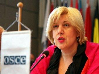 ОБСЕ выступает против запрета трансляции российских телеканалов на Украине