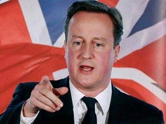 Британский премьер Дэвид Кэмерон: Саммит G8 в России не состоится