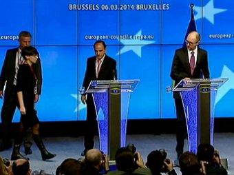 Экстренный саммит Евросоюза по вопросам Украины собрался в Брюсселе