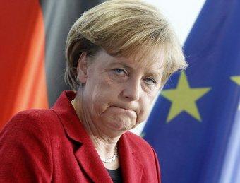 Меркель грозит России «массивным» ущербом из-за Украины