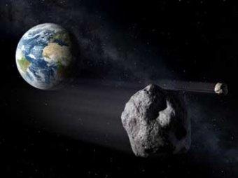 В ночь на четверг рядом с Землей пролетит астероид размером с 15-этажный дом