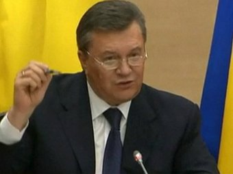 СМИ: На Януковича заведено дело за предложение провести референдумы