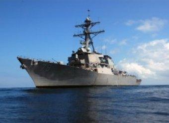 Источник: к Севастополю движутся два флагмана ВМС США