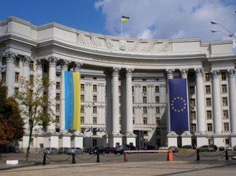 Украина не признает договор о присоединении Крыма к РФ