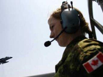 """Вслед за США Канада """"заморозила"""" военное сотрудничество с Россией"""