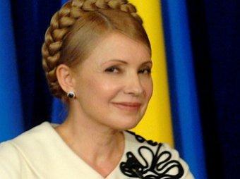 Тимошенко: Я просто должна идти в президенты