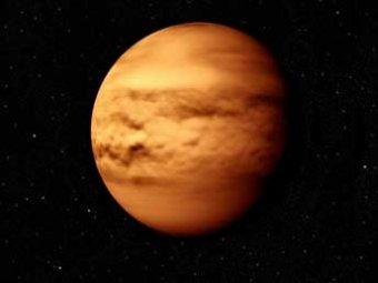 Ученые впервые сфотографировали «радугу» на Венере