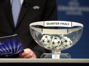 Стали известны результаты жеребьевки Лиги чемпионов и Лиги Европы 2014