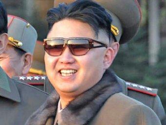В Северной Корее по ТВ показали маленького Ким Чен Ына (ФОТО)
