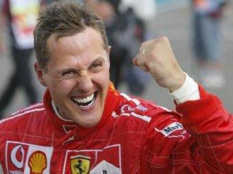 Михаэль Шумахер вышел из комы: последние новости на 25.04.2014