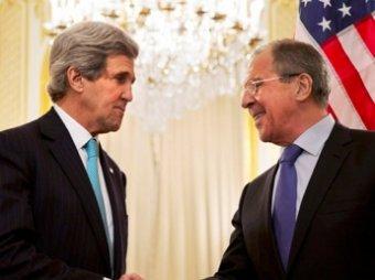 Госсекретарь США Керри и глава МИД Лавров открыто поспорили о политике Украины