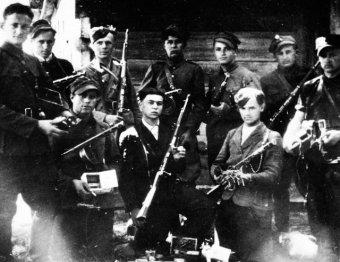 Минобороны РФ рассекретило архивы о зверствах бандеровцев в годы войны